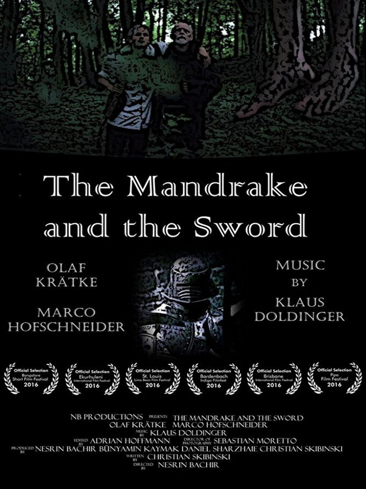 The Mandrake and the Sword