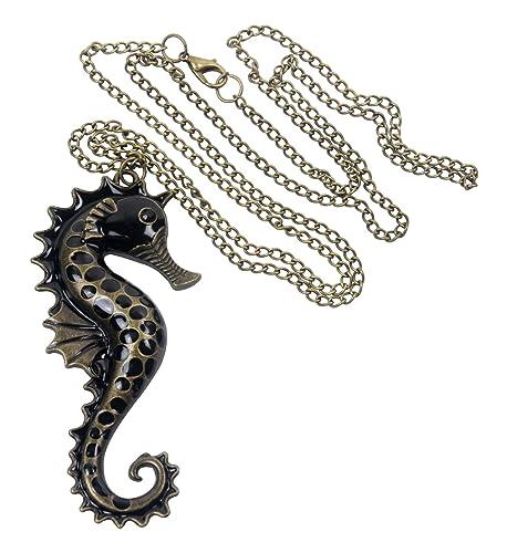 Vintage Seahorse Pendant