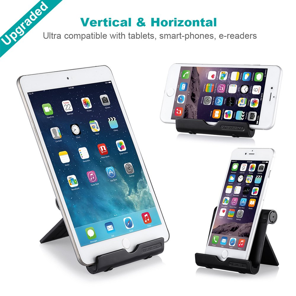 desktop phone holder