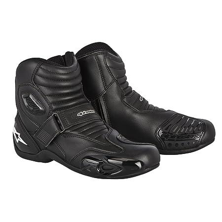 Alpinestars - Demi-bottes - S-MX 1.1 - Couleur : Black - Pointure : 43