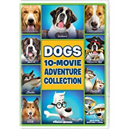 Dogs 10-Movie Adventure Collection