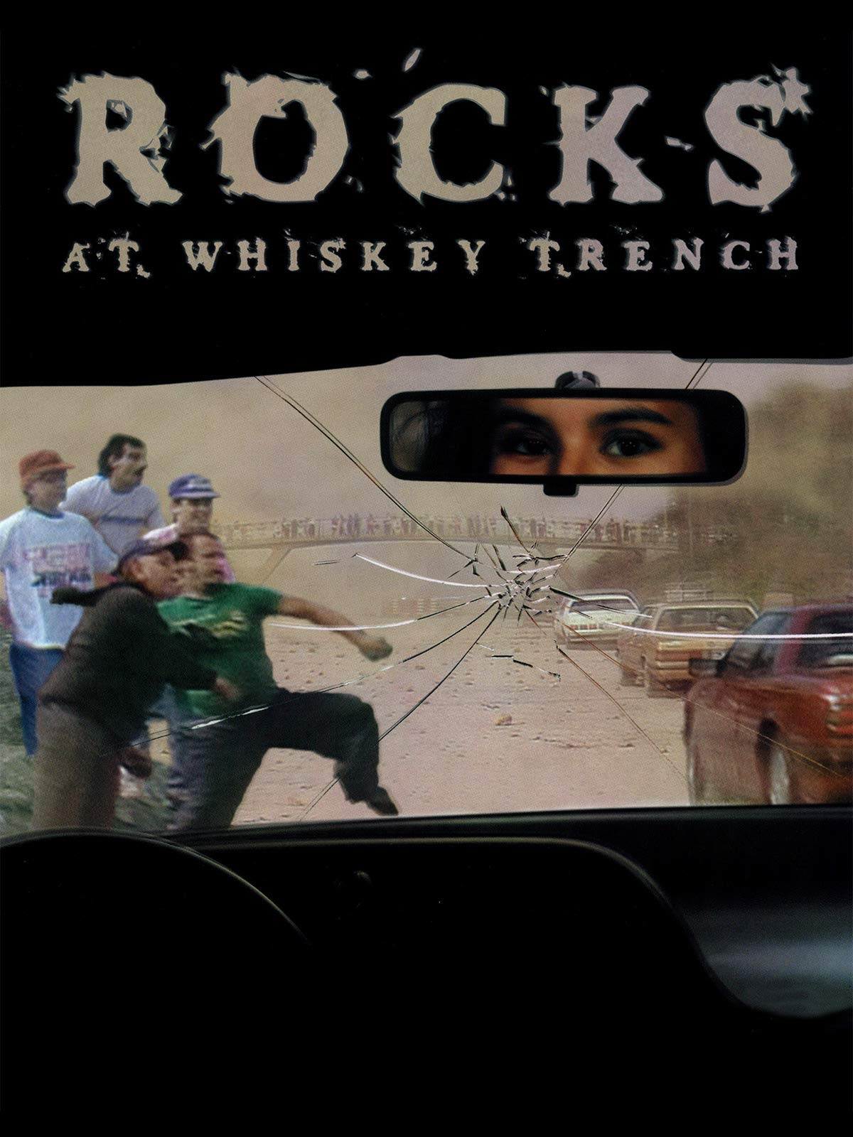 Rocks at Whiskey Trench