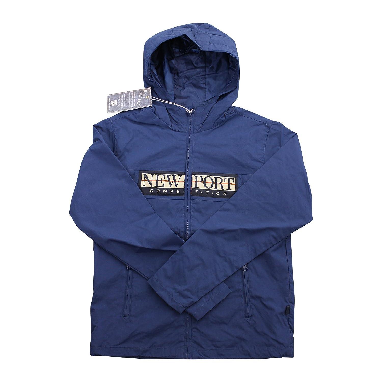 Arizona Jungen Allround Jacke mit Kapuze 3 Farben dunkelblau, hellblau, grün online bestellen