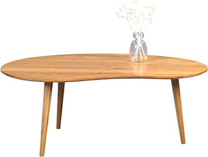 HomeTrends4You 245222 Couchtisch, Holz, wildeiche, 110 x 70 x 43 cm