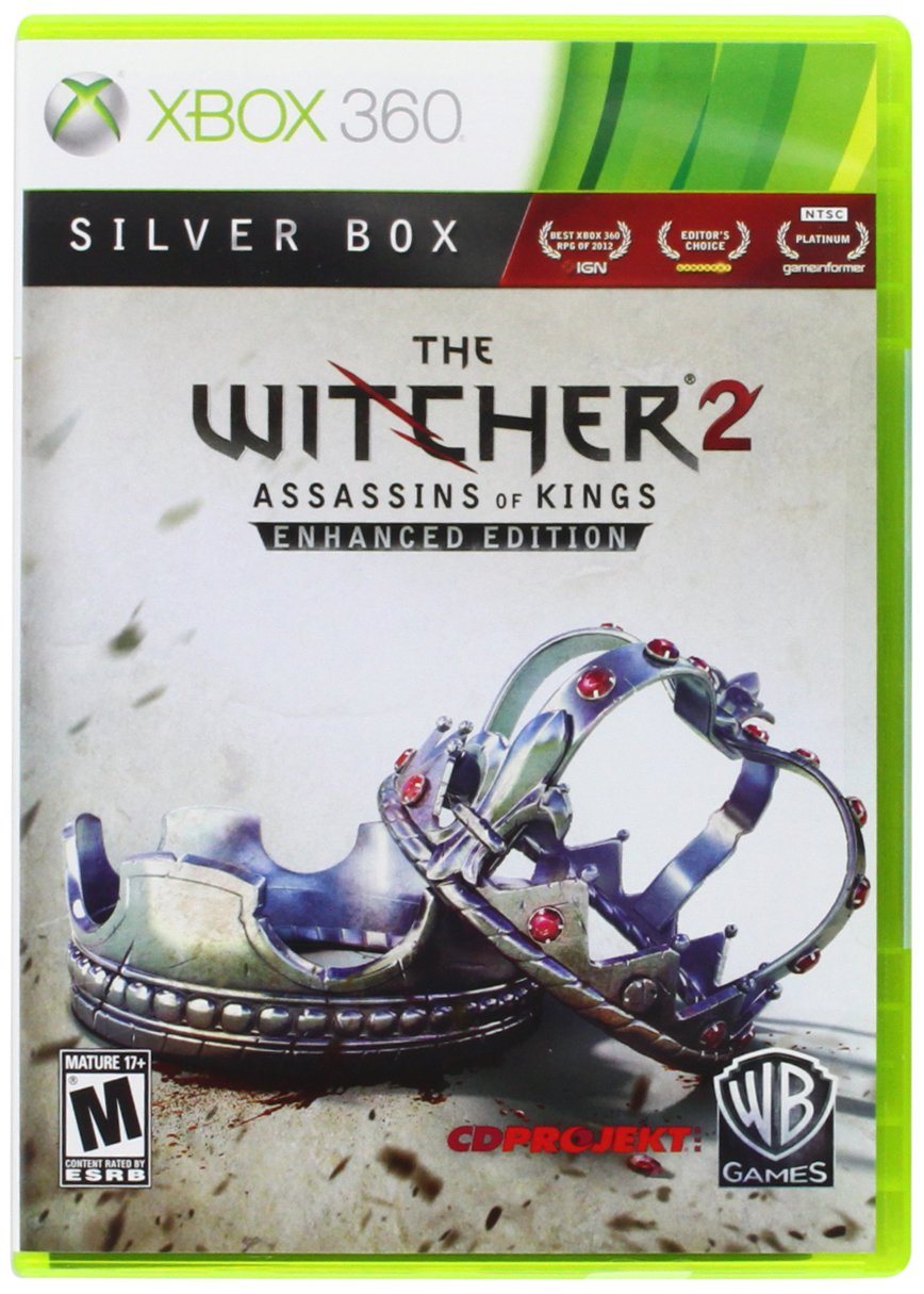 The Witcher 2: Assassins Of Kings - Silver Edition - Xbox 360 нивелир ada cube 2 360 home edition a00448