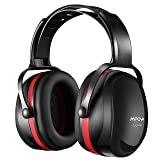 Mpow [Upgraded] Noise Reduction Safety Ear Muffs, Adjustable SNR 36dB Shooting Hunting Muffs, Hearing Protection with a Carrying Bag, Ear Defenders Fits Adults to Kids with Twist Resistant Handband