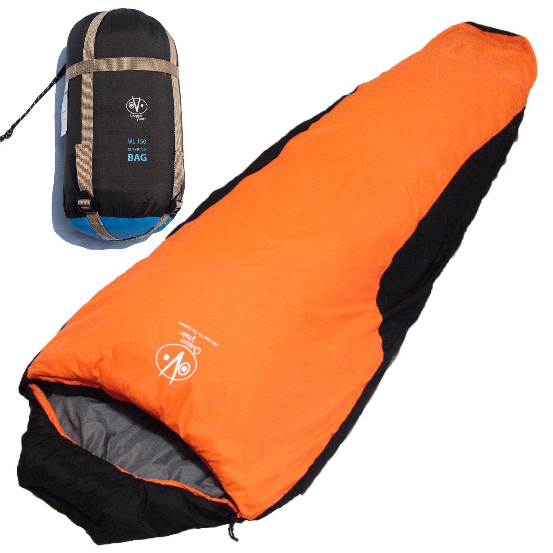 Outdoor Vitals OV-Light Mummy Sleeping Bag Lightweight ...