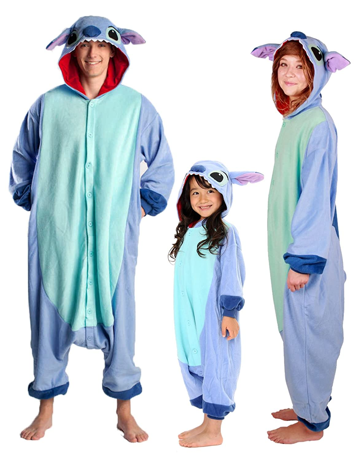 Amazon.com Stitch Kigurumi