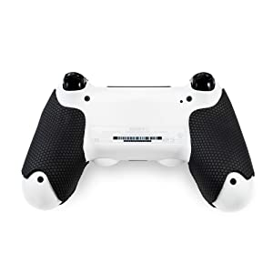 KontrolFreek Performance Grips for PlayStation 4 Controller (PS4)