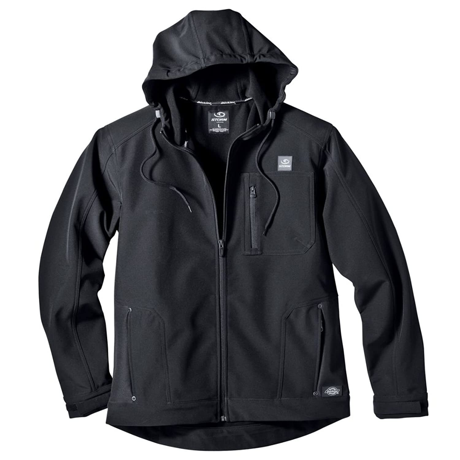 Dickies Performance Softshell Hooded Work Jacket