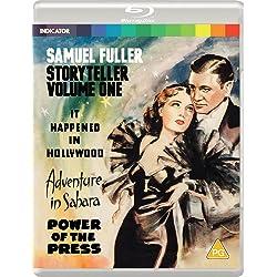Samuel Fuller: Storyteller, Volume 1 [Blu-ray]
