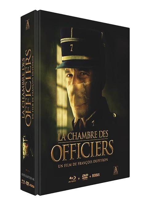La Chambre Des Officiers Coffret Collector 4k