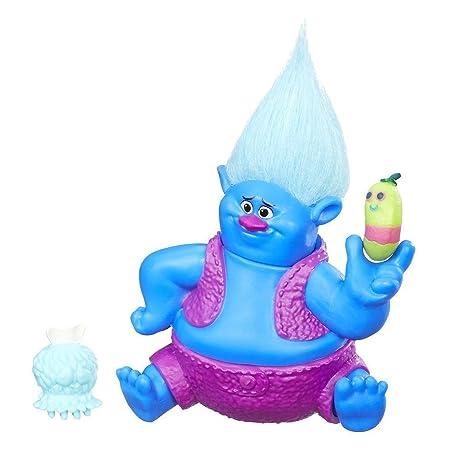 Hasbro - Figurine Trolls 12,5cm Biggie