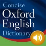 Concise Oxford English Dictionary wit...