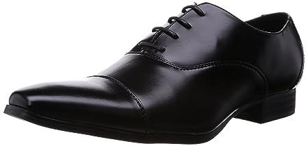 [MM/one]エムエムワンビ ジネスシューズ レースアップ ストレートチップ 紐靴 内羽根 バルモラル