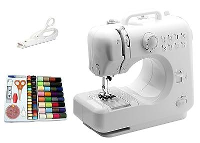 Michley Lil' Sew & Sew LSS-505 Combo Mini Sewing Machine