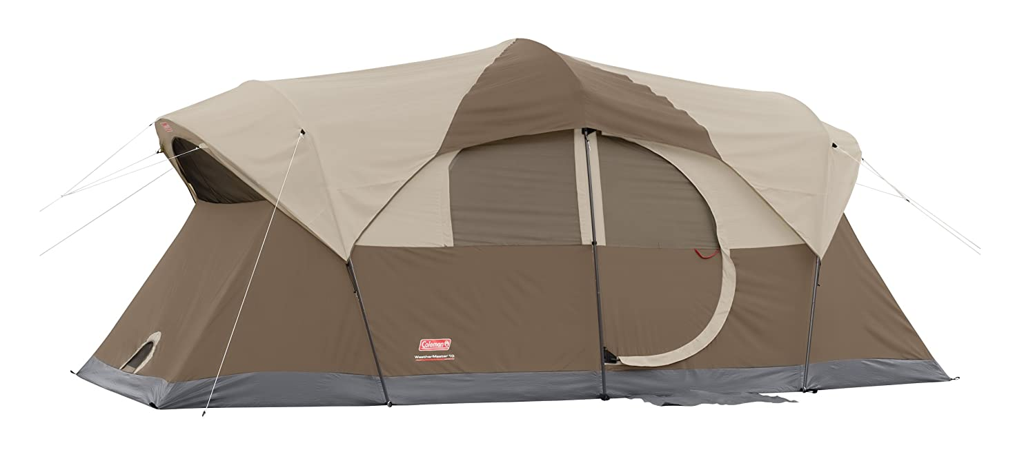 Coleman Weathermaster 10 Tent With Hinged DoorColeman Weathermaster 10 Tent W/Hinged Door  -  17' X 9' at Sears.com