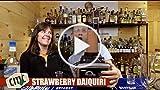 The Strawberry Daiquiri, with Ninja Ultima Blender...