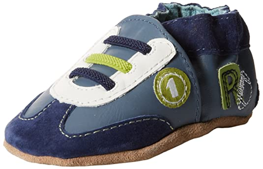 Boys' Cool Robeez All Star Rodney Blue Crib Shoe Cheap Sale