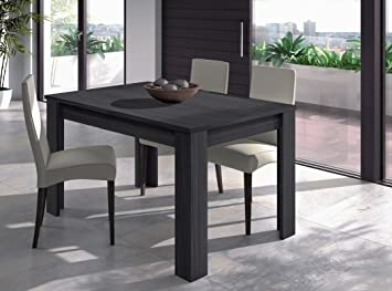 Extensible dining table 140 to 190 MOD. CANADA ASH
