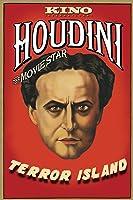 Terror Island (Houdini) (Silent)