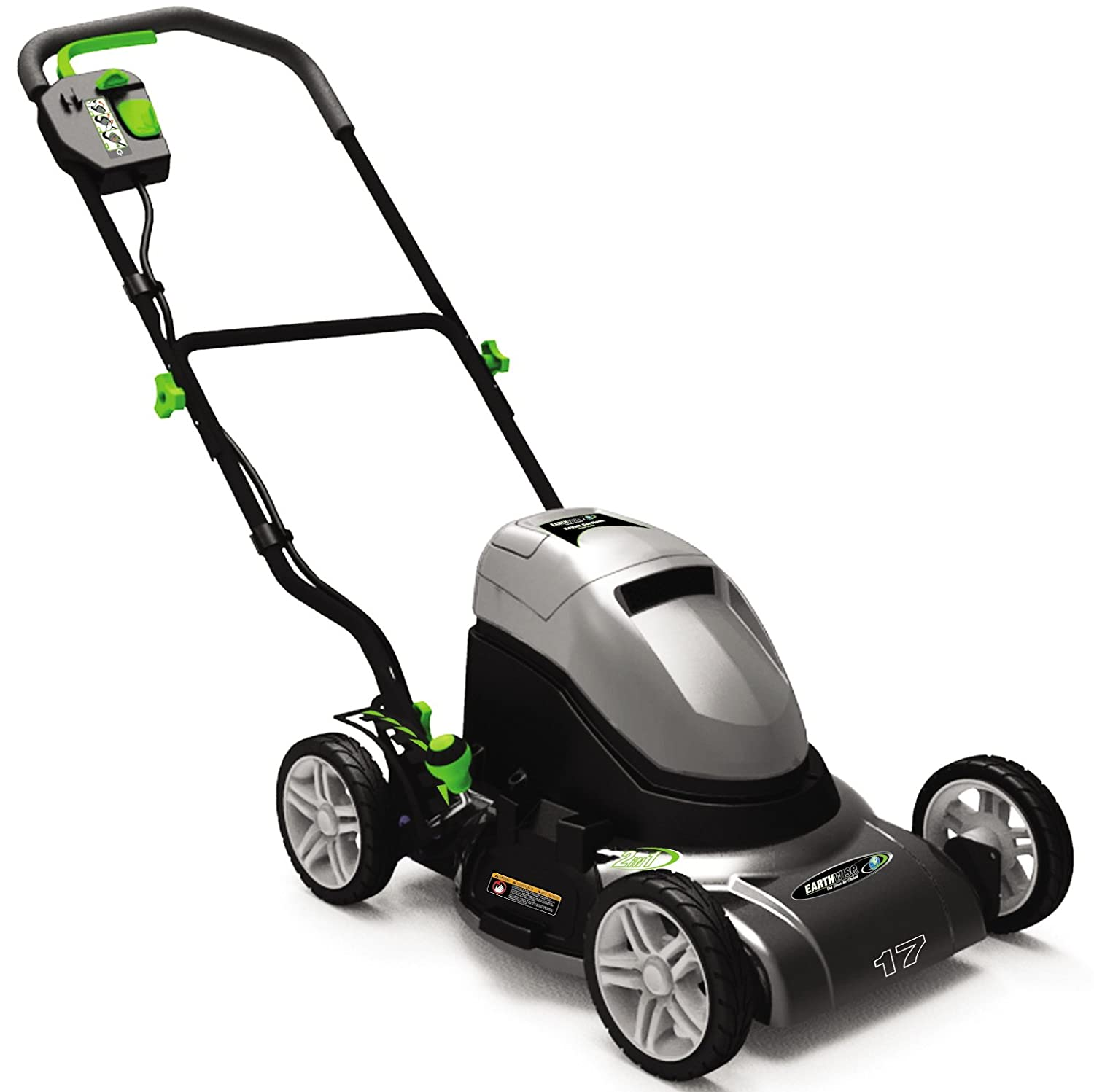 Cordless Lawn Mower : Best review top cordless electric lawn mowers july