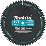Makita A-94770 10-Inch 80 Tooth Ultra Coated Mitersaw Blade (Color: Black)