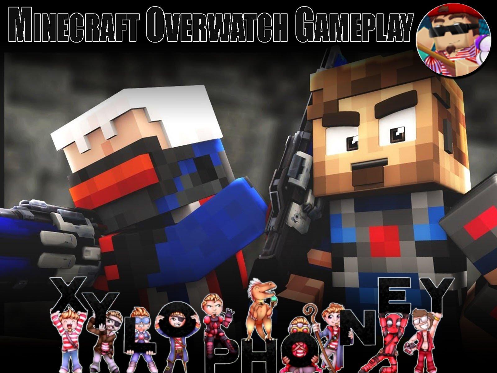Clip: Xylophoney - Minecraft Overwatch Gameplay - Season 1