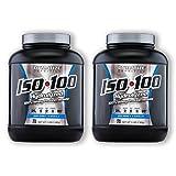 ISO 100 - Gourmet Vanilla - 3 lb (2 Pack)