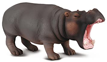 Collecta - 3388029 - Figurine - Animaux Sauvages - Hippopotame