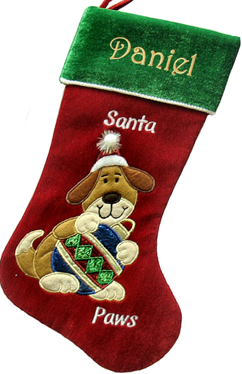 Red Velvet Christmas Stockings – fel7.com