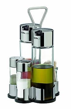 tescoma club essig und lspender mit salz und. Black Bedroom Furniture Sets. Home Design Ideas