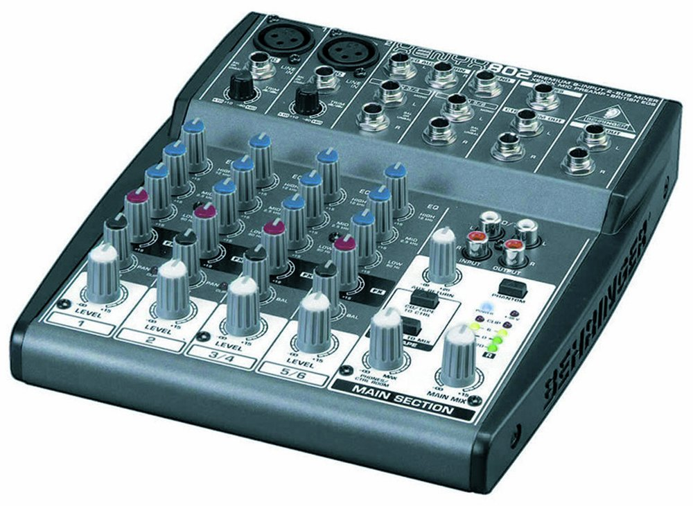 music making mixer