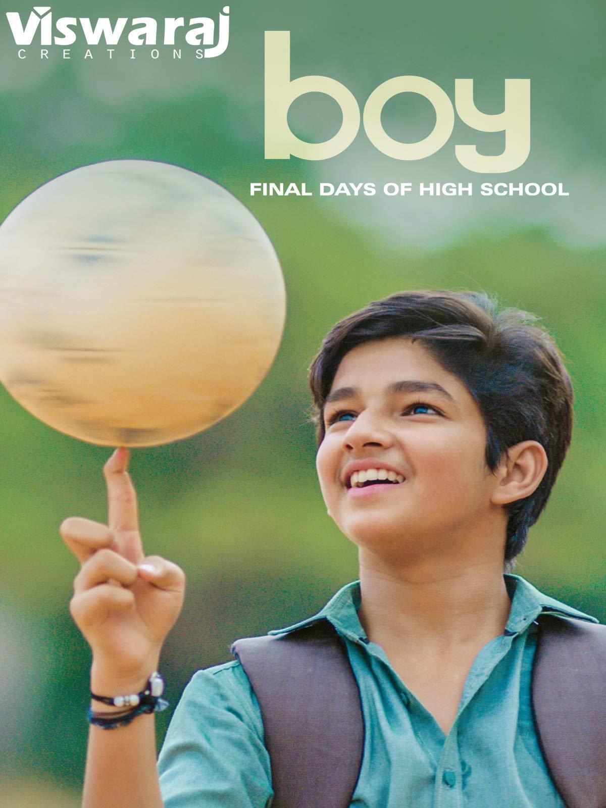 Boy on Amazon Prime Video UK