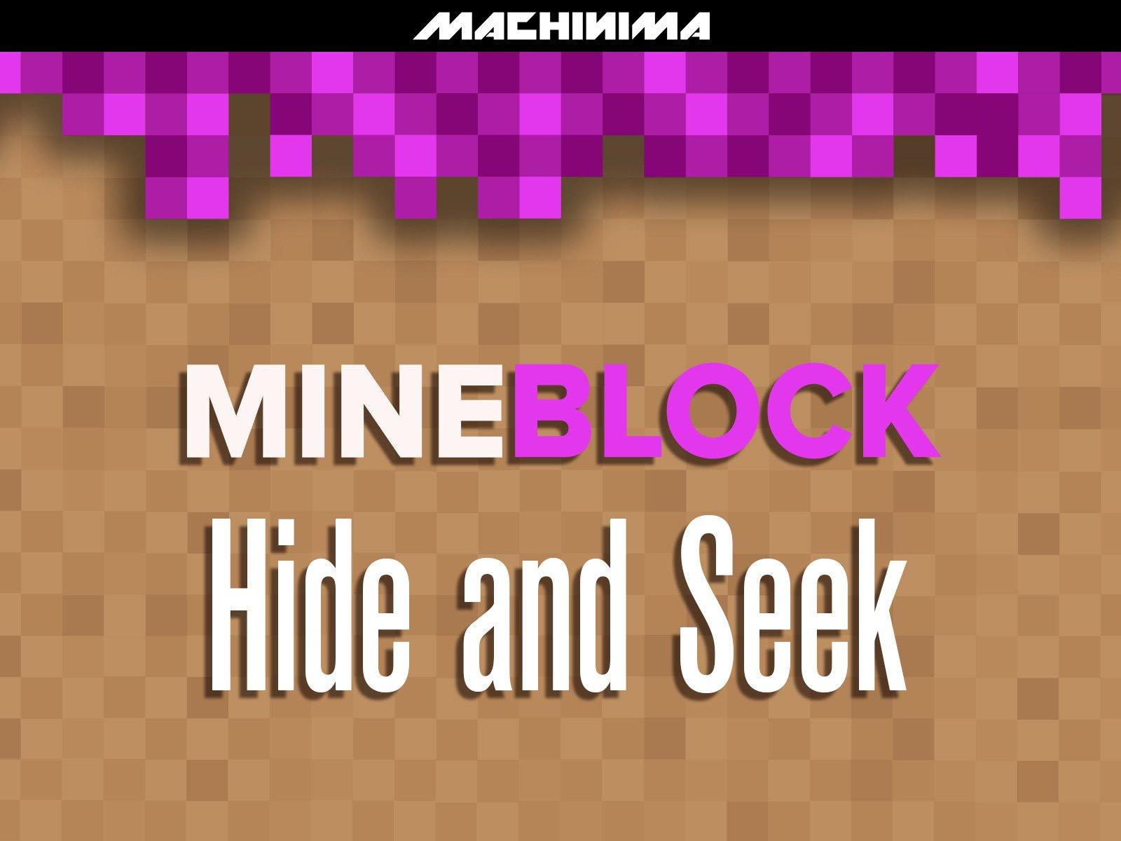 Clip: Mine Block: Hide and Seek - Season 5