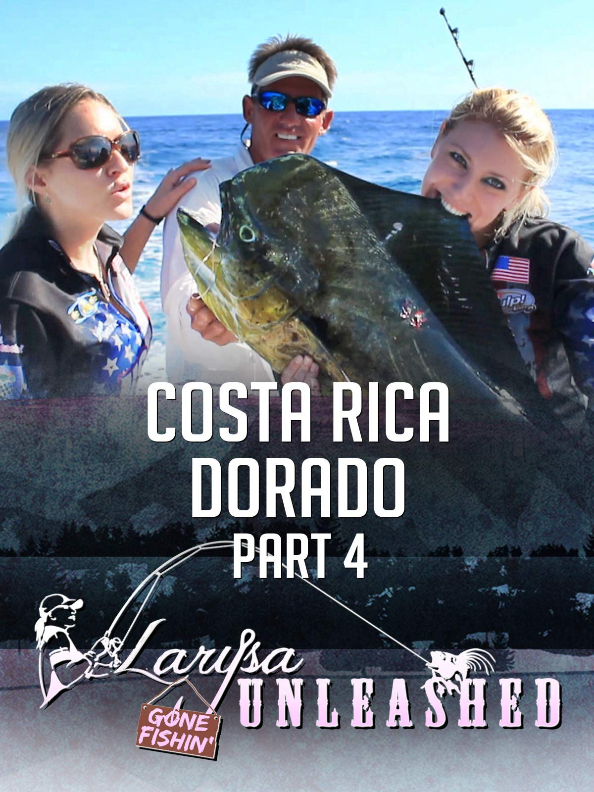 Clip: Costa Rica Dorado 4 on Amazon Prime Video UK
