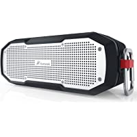 Honstek K9 Bluetooth V4.2 Wireless Portable Speakers (Black)