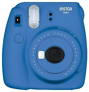 Fujifilm Instax Mini 9 Instant Camera - Cobalt Blue at amazon