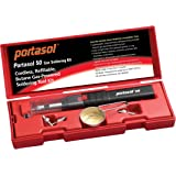 Portasol 010389010 Heat Tool Kit (Color: Red/Black, Tamaño: 11-inch)