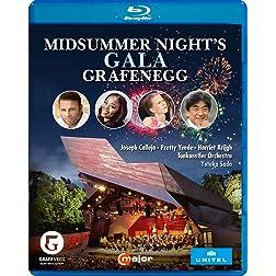 Midsummer Nights Gala Grafenegg [Blu-ray]