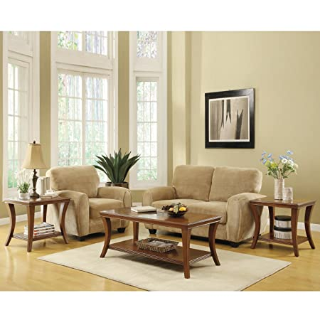 Petrillo 3 Piece Coffee Table Set