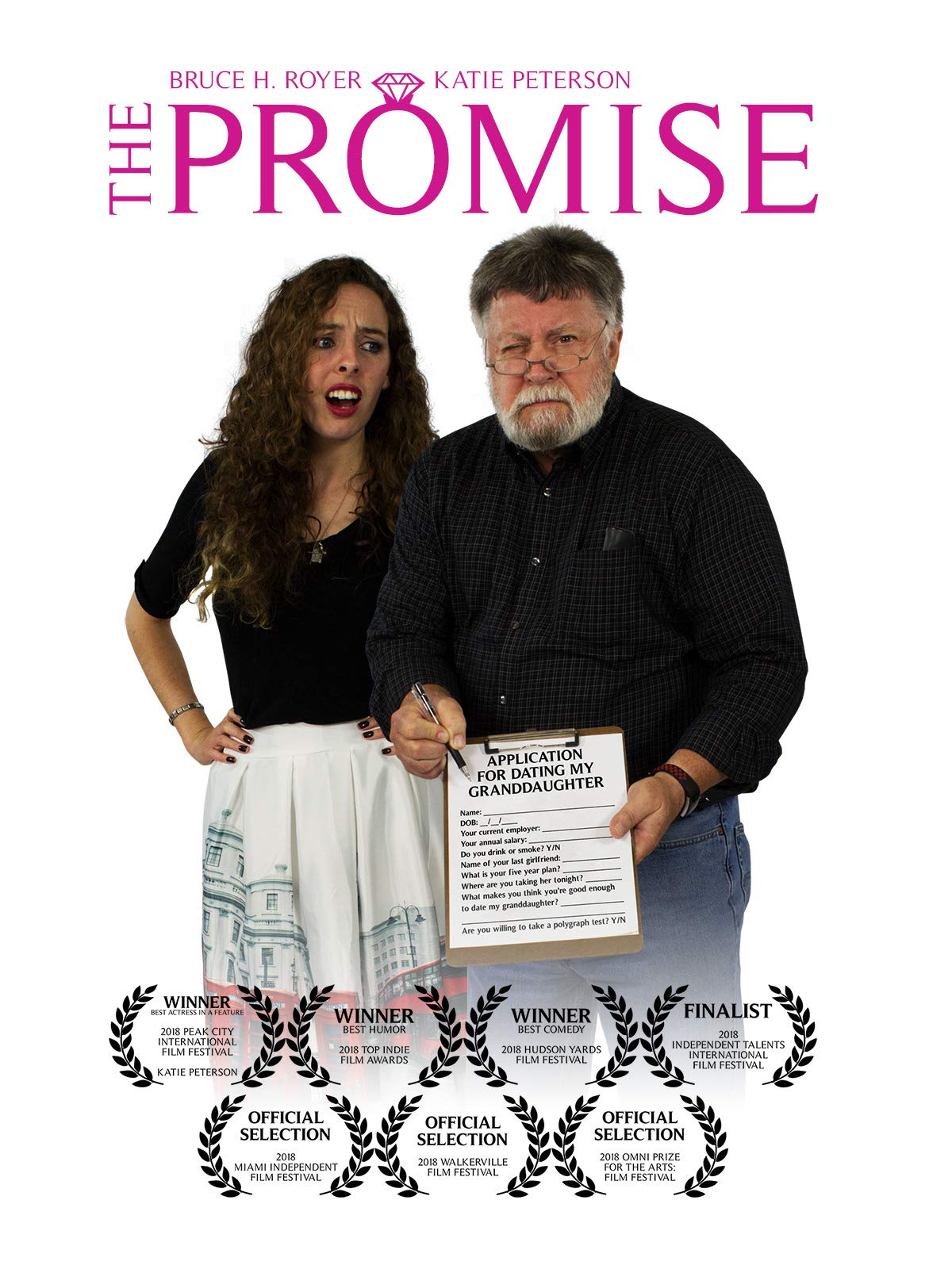 The Promise on Amazon Prime Video UK