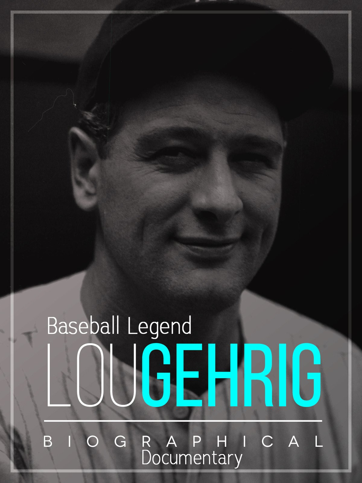 Baseball Legend Lou Gehrig: Biographical Documentary