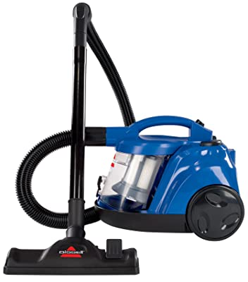 Canister Vacuum (Blue BISSELL)