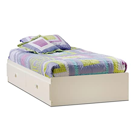 "Sand Castle Twin Mates Bed (39"") Sunny Pine"
