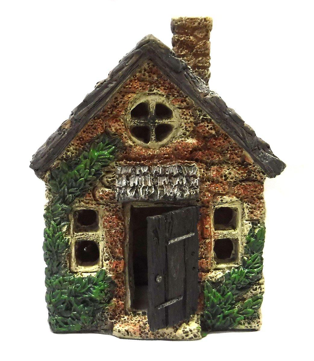 Miniature Fairy Garden House Mini Bucklin Cottage