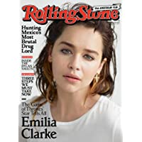 1-Yr (26 Issues) of Rolling Stone Magazine Subscription