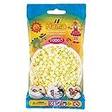 Hama Beads - Cream (1000 Midi Beads) (Color: Cream - 02, Tamaño: us:one size)