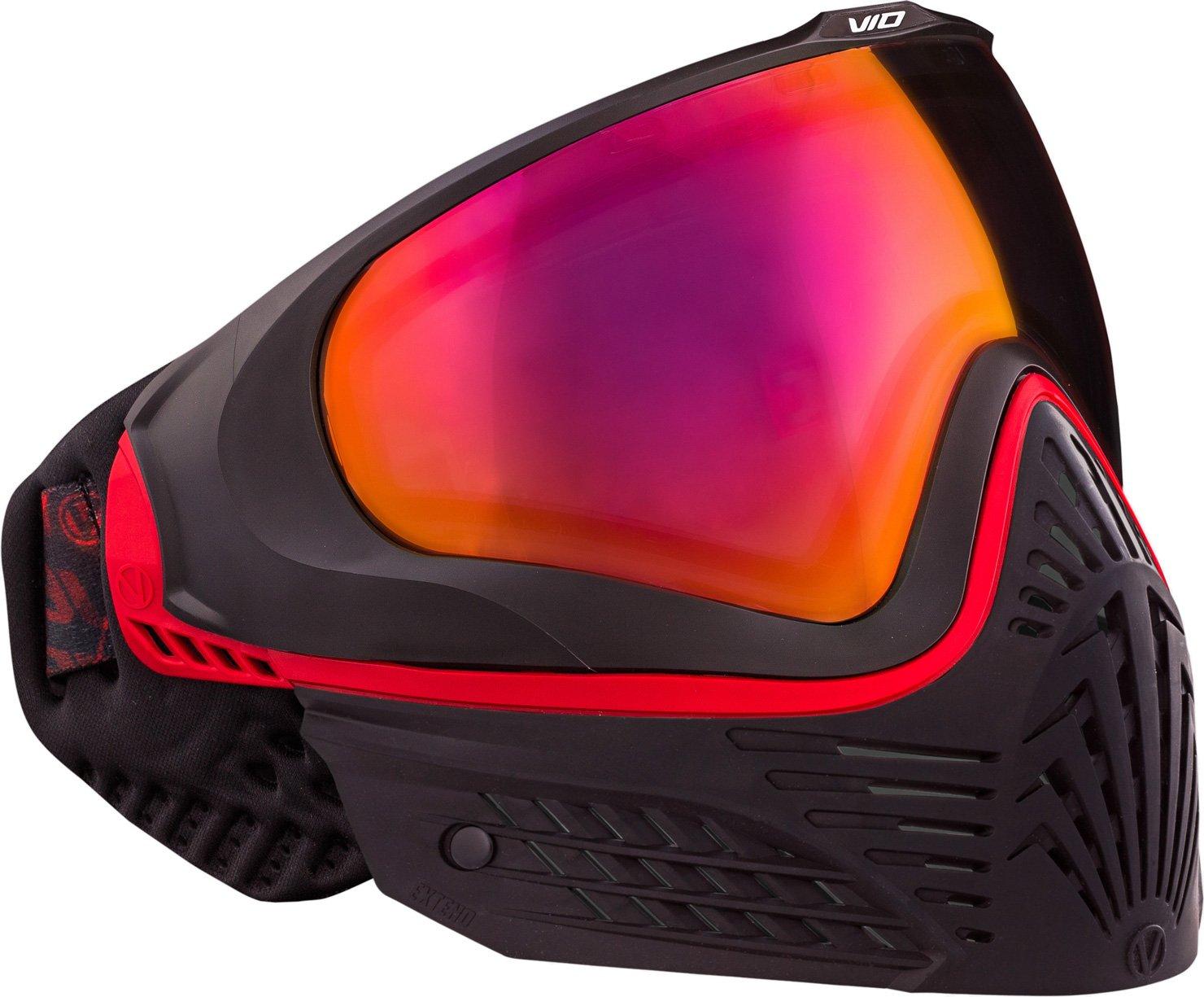 Virtue VIO Paintball Masks - Extend Black/Fire линейный массив db technologies vio s318
