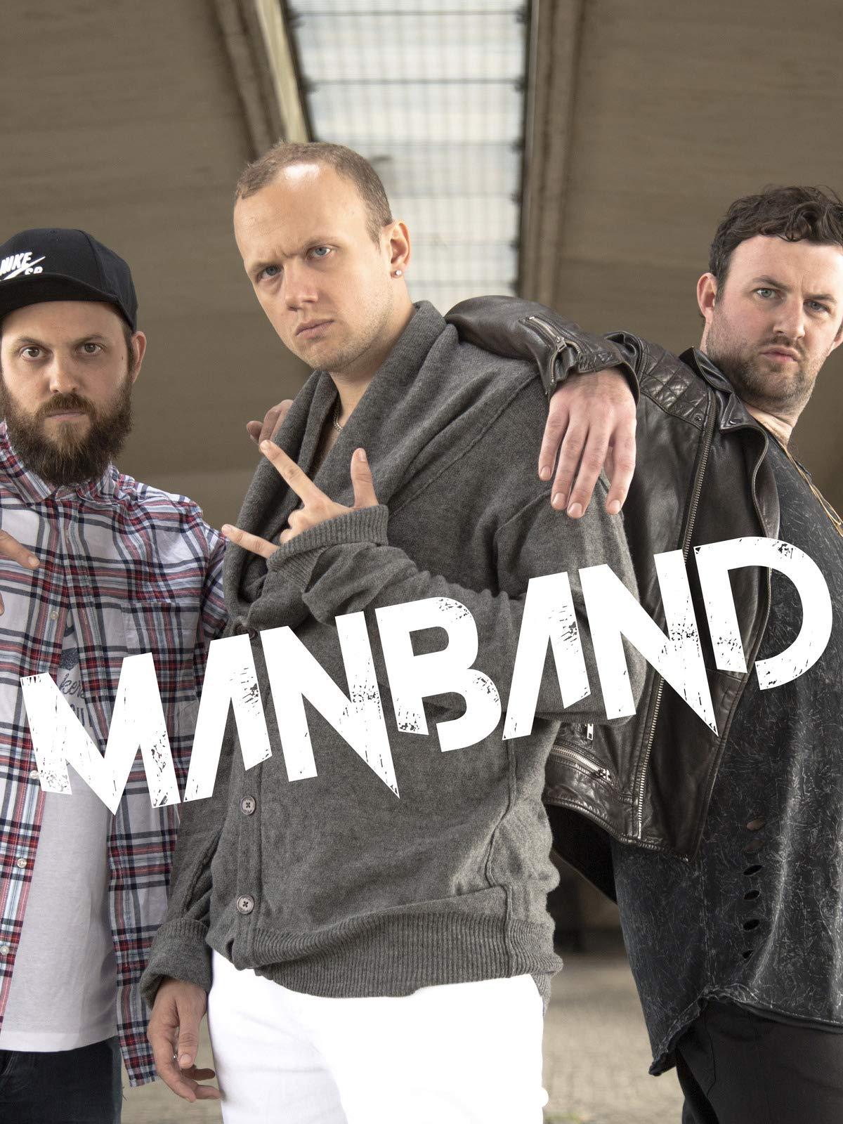 Man Band on Amazon Prime Video UK